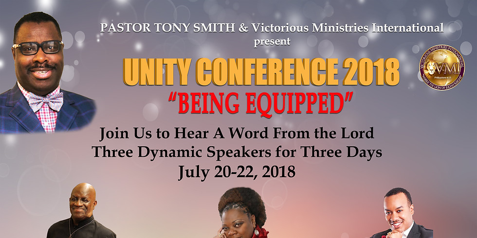 Unity Conference 2018