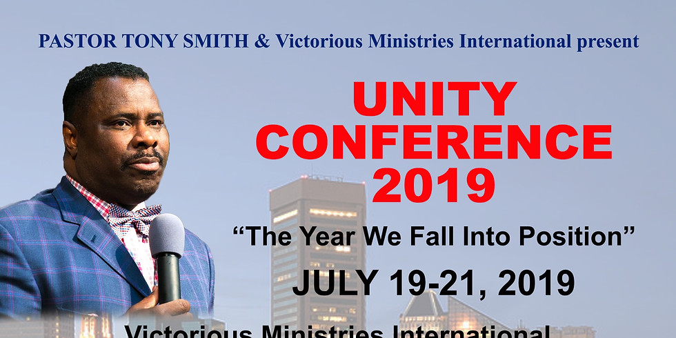 Unity Conference 2019