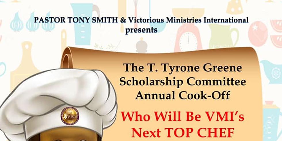 T. Tyrone Greene Annual Cook-off