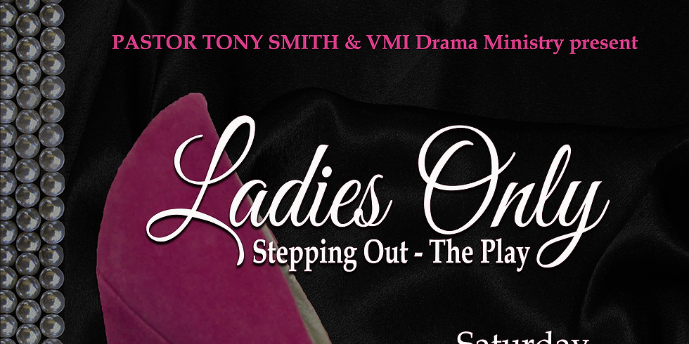 Ladies Only- The Play