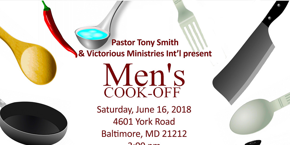 Men's Cook-Off