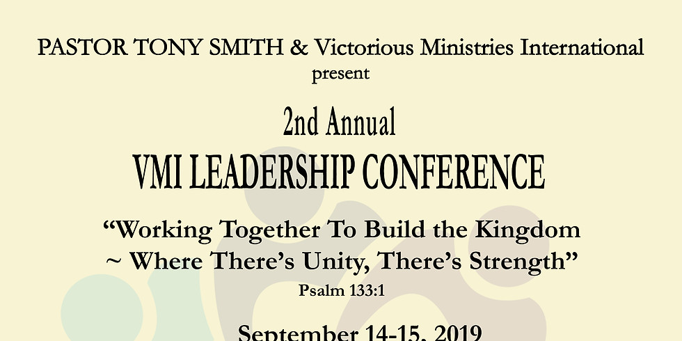 Leadership Conference