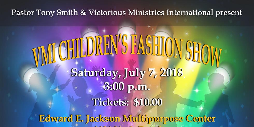 V.M.I. Children's Fashion Show