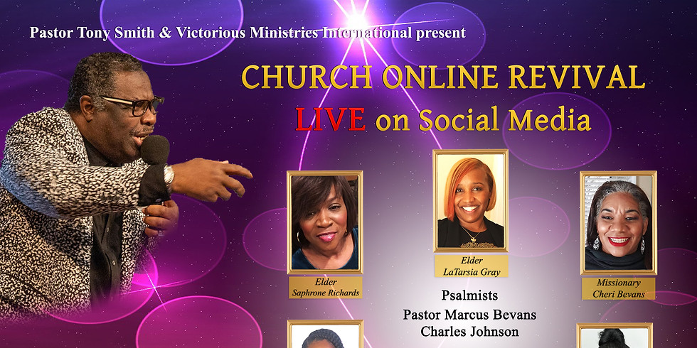 Church Online Revival