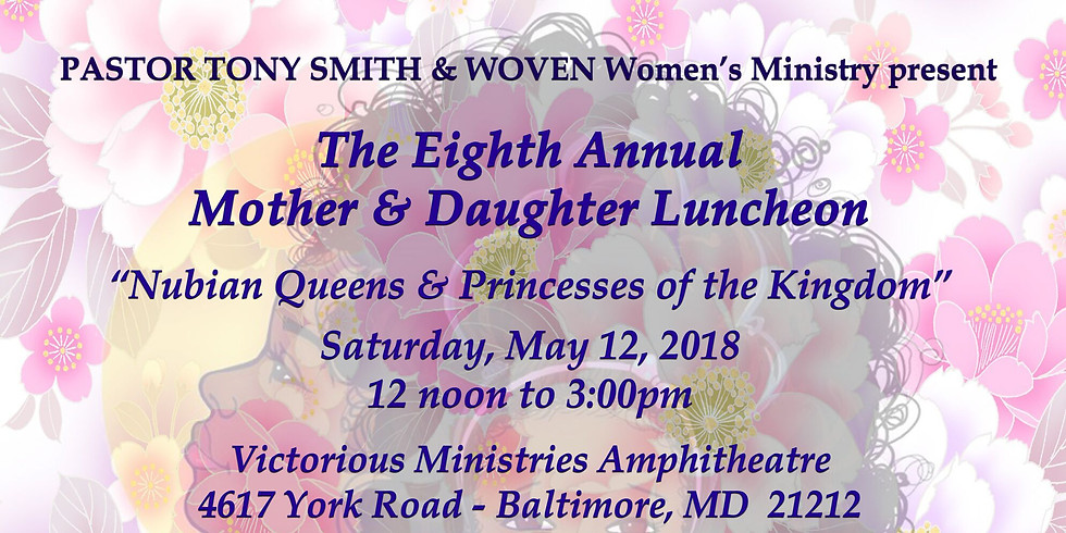 Mother & Daughter Luncheon