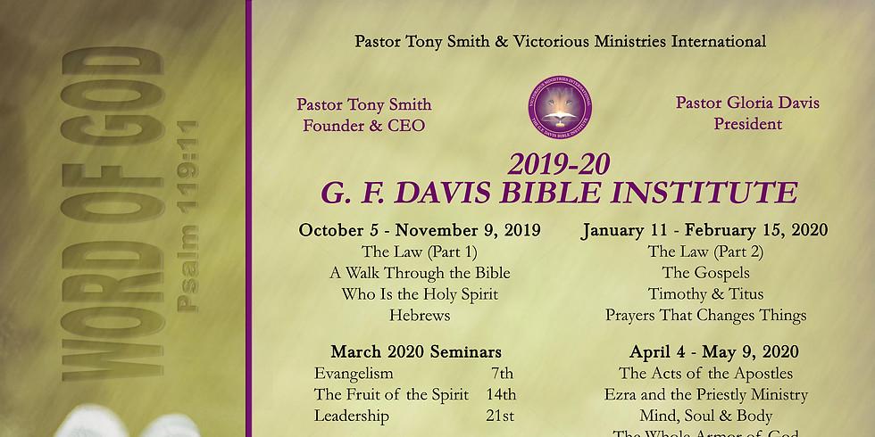 G. F. Davis Bible School Institute
