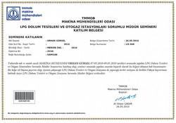 LPG DOLUM TESİSLERİ OTOGAZ İSTASYONU
