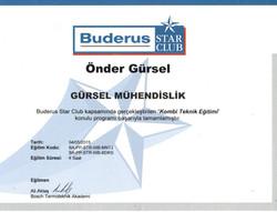 Buderus Eğitimi Önder Gürsel