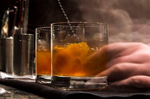 Old Fashioned at the Four Seasons, Dublin