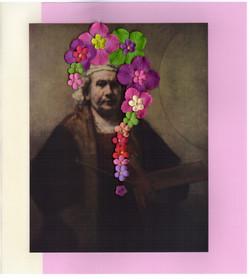 Rembrandt Wondering