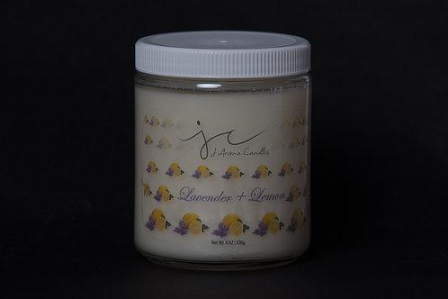 Lavender + Lemon