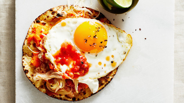 Turkey Breakfast Tacos