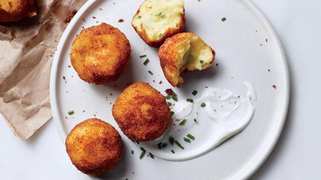 Mashed Potato Croquettes