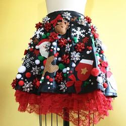 Ugly Christmas Skirt