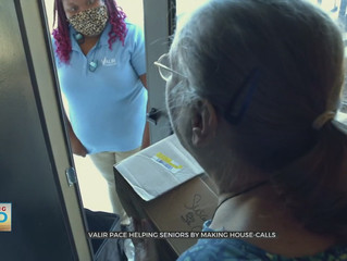 Valir Pace Helping Seniors By Making House Calls