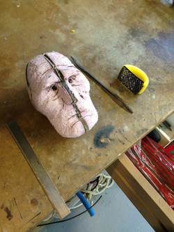 Marionette In Progress