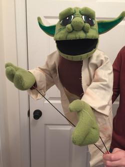 """Yoda """"Muppet"""""""