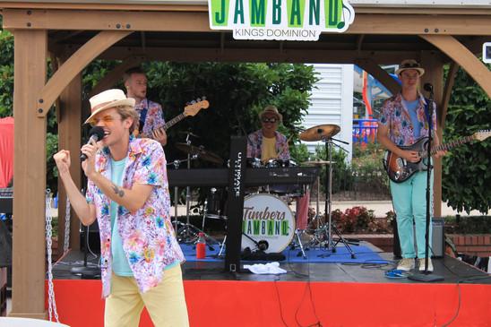 Timbers Jam Band