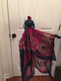 Scarf Marionette