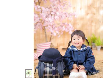 みうちゃん ~入園+3歳のバースデー~