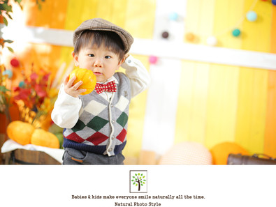 ゆのくん ~1歳のバースデー記念~