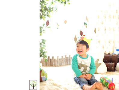こうたくん ~2歳のバースデー記念~