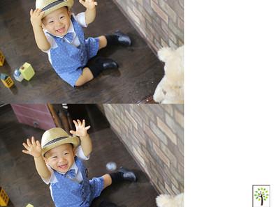 じゅんくん ~1歳のバースデー~
