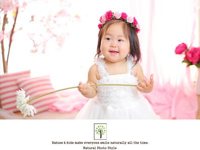 Sちゃん ~1歳のバースデー~