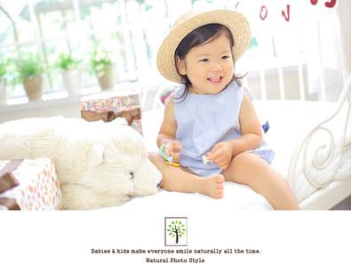 ひおりちゃん ~2歳のバースデー~