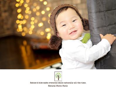 シウォンくん ~1歳のバースデー~