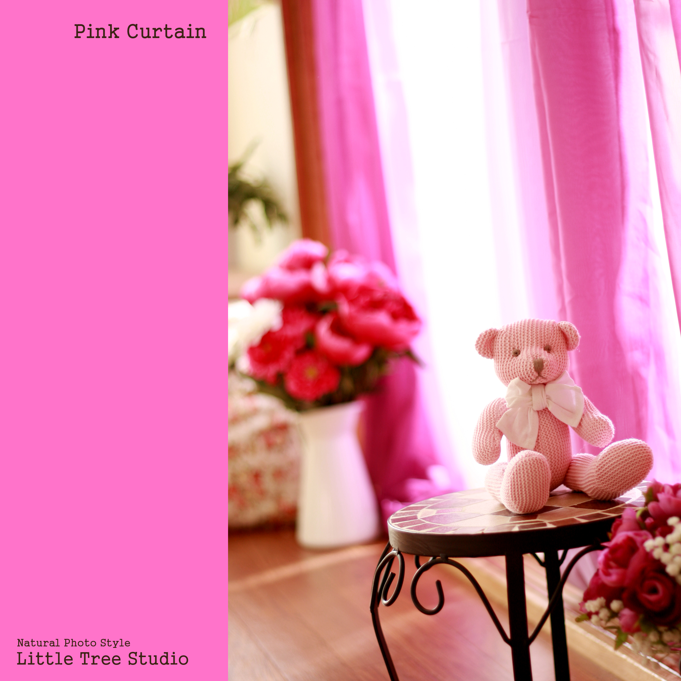 little tree pink curtain set.jpg