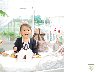 Rちゃん ~2歳のバースデー~
