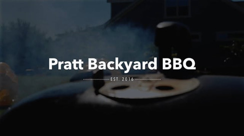 Pratt Backyard BBQ