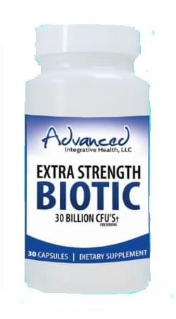 Extra Strength Biotic (30 Billion CFU's)