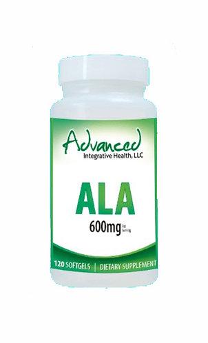 Alpha Lipoic Acid  (ALA 600mg)