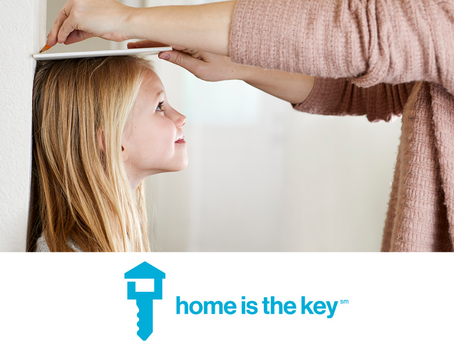 Now more than ever, home is the key to hope beyond measure