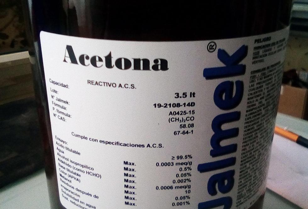 Acetona-3.5Lt-Jalmek