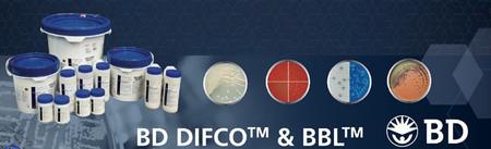 Reactivos para Microbiología