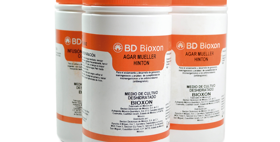 Agar Dextrosa Sabouraud 450gr-Bioxon
