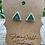Thumbnail: Triangle Stud Earrings