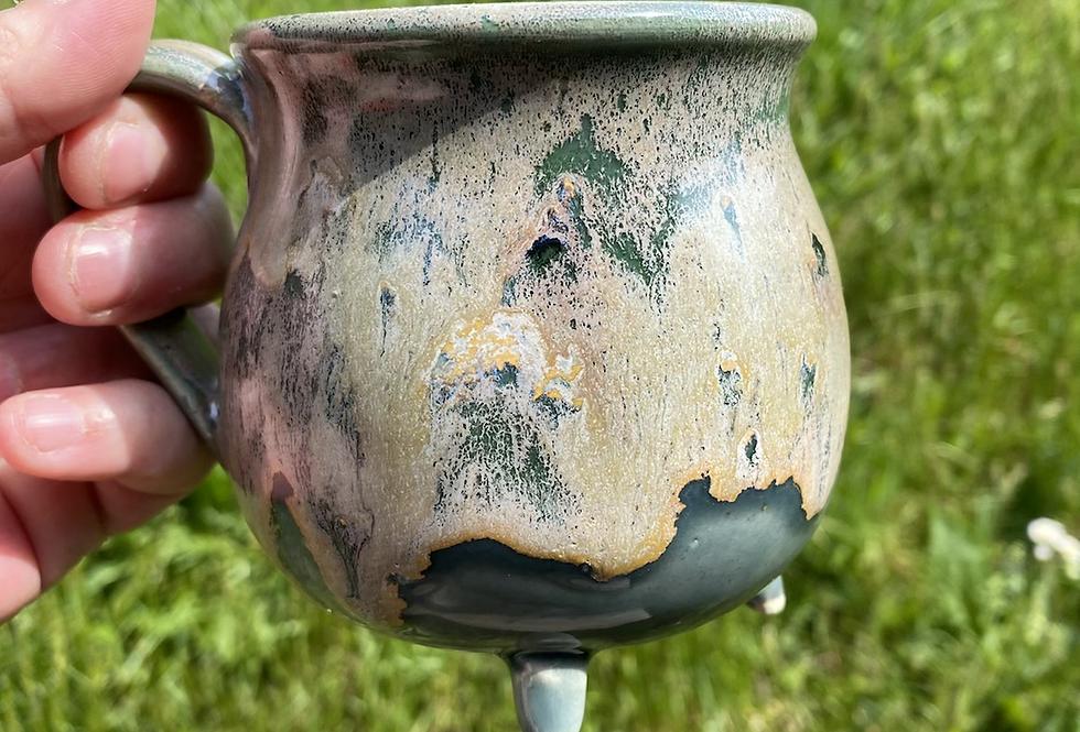 Rocky Vert Cauldron Mug #2