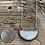 Thumbnail: Mountain Frost Half Moon Necklace