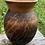 Thumbnail: Large Raku Obvara vase