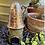 Thumbnail: Copper Roof Castle Fairy House/luminary