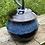 Thumbnail: Large Lidded Jar - Midnight Blue