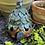 Thumbnail: Leafy Roof Fairy house/Luminary