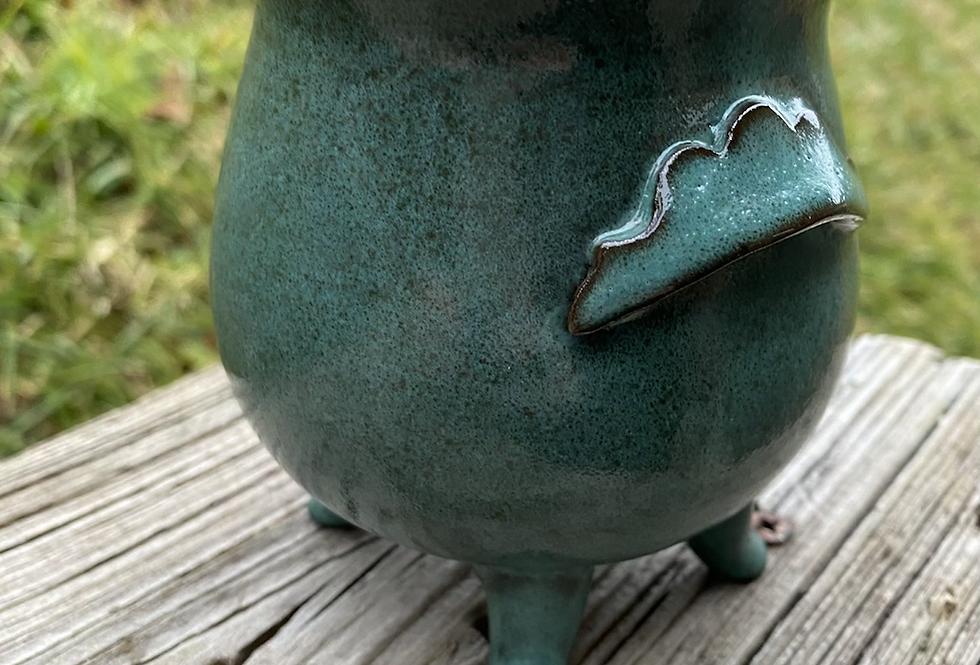 Turquoise Cauldron