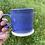 Thumbnail: Set of two mugs, Matte Blue