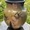 Thumbnail: Medim Raku Vase-yellow crackle