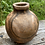 Thumbnail: Raku Obvara bud vase